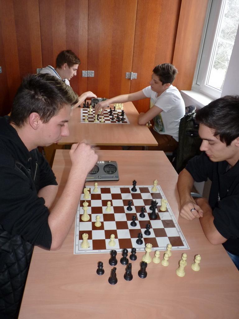 Iskolai sakkverseny, 2016