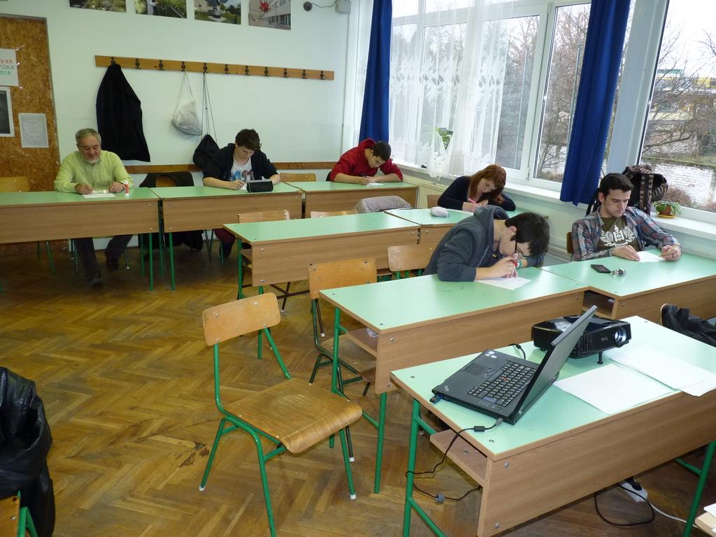Kitaibel Pál biológiai tanulmányi verseny iskolai fordulója 2016